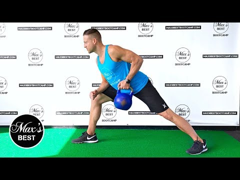 3 KETTLEBELL ROW EXERCISES FOR BACK TONING | How To Kettlebell Row For Back & Arm Toning LIVE!