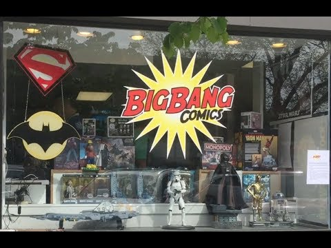 FREE Comic Book Day 2018, VERY COOL!!! (Help us get a PLAY button)
