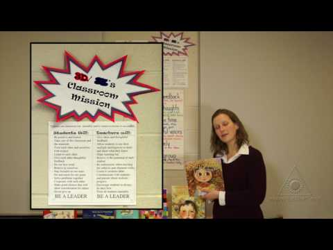 The Promise Tree: Establishing Expectations with Read-Alouds and Group Discussions (Virtual Tour)