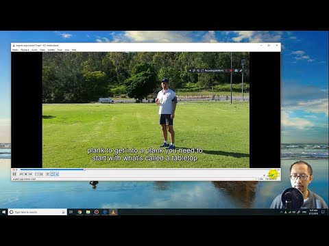 Hardcode Subtitles with VLC Player 3.0.4 (Latest Version)