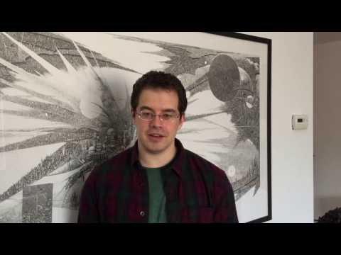 Christopher Paolini on Getting Past Writers Block
