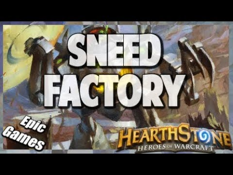 Sneed Factory | Epic Games | Hearthstone | Kobolds and Catacombs