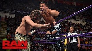 Akira Tozawa & TJ Perkins vs. The Brian Kendrick & Tony Nese: Raw, March 13, 2017