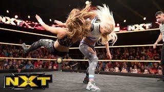 Liv Morgan vs. Aliyah: WWE NXT, Aug. 31, 2016