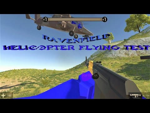 Ravenfield-Helicopter Flying Test (Beta 5)