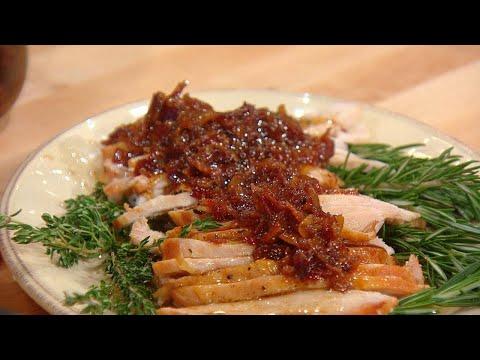 Apple Cider Bacon Jam | Rachael Ray Show