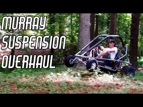 Offroad Kart Suspension Overhaul