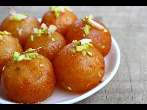 Homemade Gulab Jamun made with Mawa/kohva,Suji and Maida