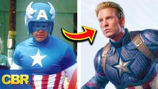 The Evolution Of Marvel
