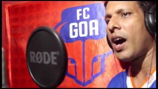 Paresh Naik - FC Goa 2016 Konkani Song