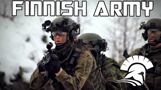 Finnish Defence Forces -