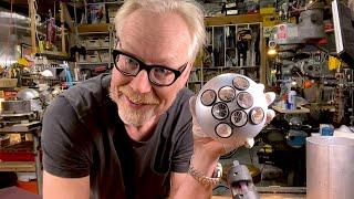 Adam Savage's One Day Builds: NASA Retro-Reflector Replica!