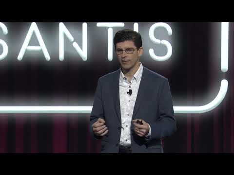 AWS re:Invent 2017 - Autodesk's Brian Mathews on Envisioning the Future with Generative Design