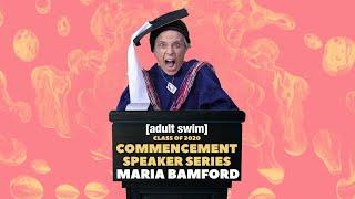 Maria Bamford - Commencement Speaker Series 2020