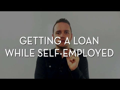 FAQ - Getting A Loan While Self-Employed