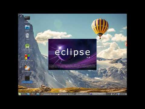 Eclipse | Install Eclipse IDE in linux mint ubuntu | run first java program