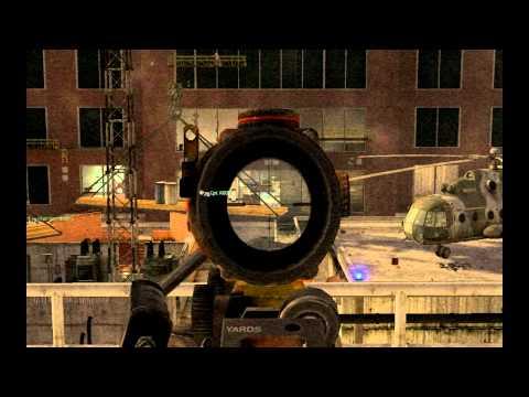 Modern Warfare 2 testing