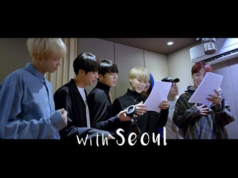 With Seoul by BTS [Official EN Sub.]