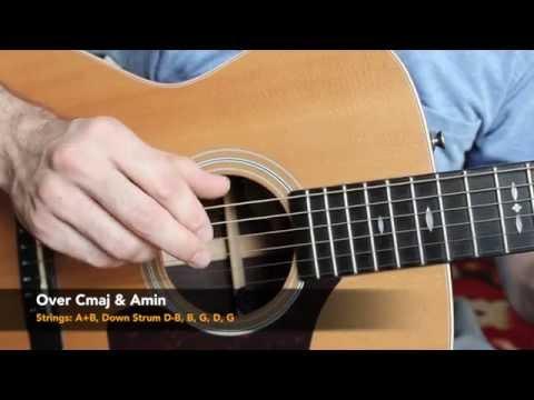 Acoustic Finger Style Guitar Lesson - Five Folk Finger Picking Patterns