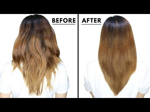 My Sister Tries Out My Hair Care Line-All Natural Hair Care Routine For Colored Hair- Beautyklove