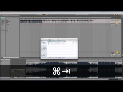 Ableton Live 9 Tutorial - Mixing Two Tracks Together