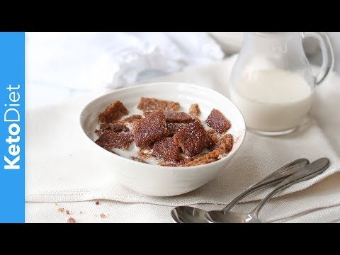 Keto Diet: Cinnamon Toast Crunch Cereal