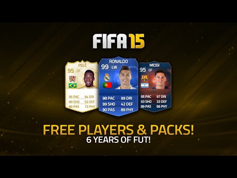 FREE PLAYERS & PACKS ON FUT! | FIFA 15 Ultimate Team