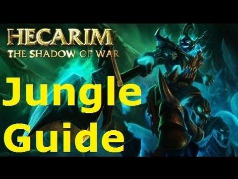 LoL - S3 Hecarim Jungle Guide