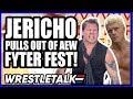 Chris Jericho PULLS OUT Of AEW Fyter Fest Big E RETURNS To WWE WrestleTalk News June 2019