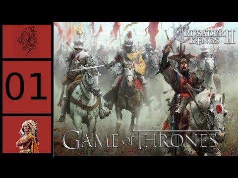 CK2 - Game of Thrones Mod - First Blackfyre Rebellion - Daemon Blackfyre the Black Dragon #1