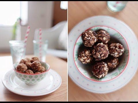 No Bake Nut Butter Protein Power Ball Recipe   UK Dietitian Nichola Whitehead