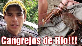 Jonathan el atrapador de cangrejos de Rio El Patechucho