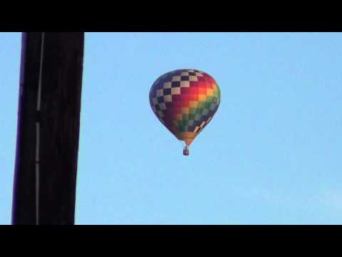 Hot Air Balloon in Middletown, New York