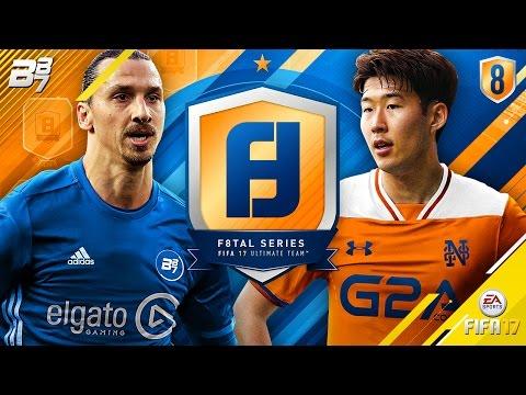 F8TAL cMOTM IBRAHIMOVIC! SEMI FINAL VS NICK28T! | FIFA 17 ULTIMATE TEAM!