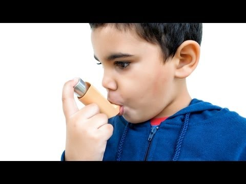 How to Treat an Asthma Attack | First Aid Training