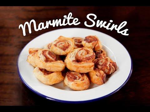 BACK TO SCHOOL | Marmite Swirls Recipe