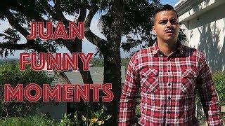 JUAN FUNNY MOMENTS | David Lopez