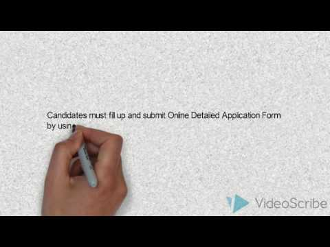 How to feel up form of Detailed Application Form (DAF)? How to feel up cadre selection online?