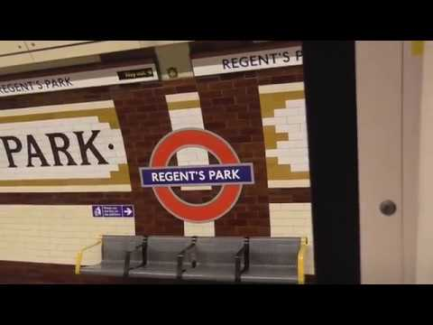 Full Journey on Bakerloo Line from Queen's Park to Elephant & Castle
