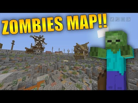 Should I Finish This Minecraft Console Zombies Map? - Minecraft Xbox Modded Zombies Map