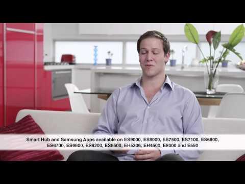 Downloading Apps - Samsung Smart TV
