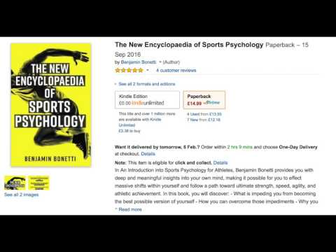 The New Encyclopaedia of Sports Psychology AUDIOBOOK SAMPLE
