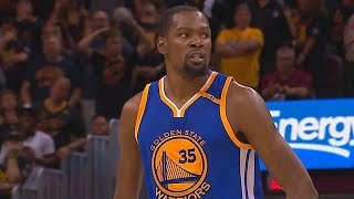 The Game Kevin Durant Took The Torch From LeBron James With The Greatest Shot Of His Career!