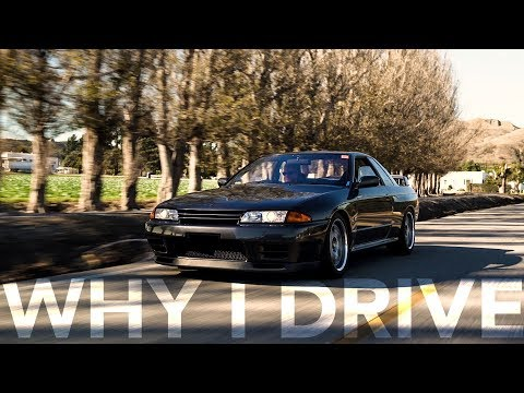 Worth the 22-year wait - 1992 Nissan Skyline GT-R R32 | Why I Drive - Ep. 13