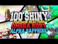 100 EPIC SHINY POKEMON REACTIONS! Pokemon Omega Ruby & Alpha Sapphire Shiny Montage