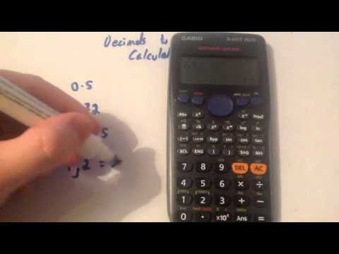 Decimals to Fractions Calculator - Corbettmaths