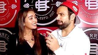 Rithwik Dhanjani & Asha Negi Funny Interview At Beparwaahiyaan Song Launch