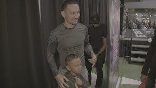 UFC 236: Open Workout Recap