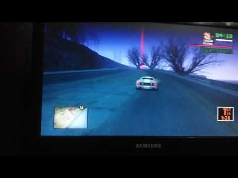 GTA SANANDREAS INDONESIA balapan mobil