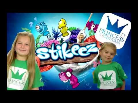 Stikeez mega video opening Lidl Stikeez products